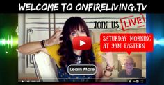 ONFIRELIVING.TV Launches in 2 days.. Join us LIVE!