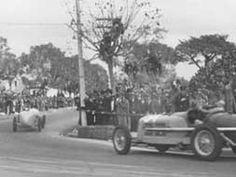 GP SAO PAULO 1936 , Alfa Romeo Monza , #34 of Hellé Nice.