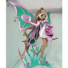Image result for winx club flora enchantix doll