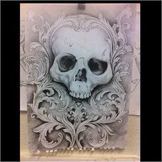Prestigeink #tattoo #filigree #pencil #drawing #tattooflash #tattooart  #tsttooist #Padgram