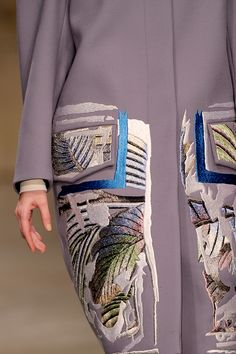 Peter Pilotto Fall 2013  http://www.creativeboysclub.com/