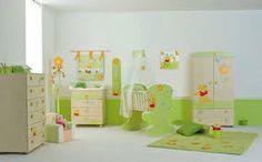 Pooh Bear nursery