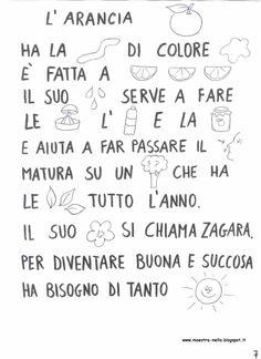 . Baby Words, Italian Language, Science For Kids, Primary School, First Grade, Preschool Activities, Montessori, Back To School, Homeschool