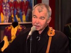"JOHN PRINE PERFORMING ""PARADISE"" ON THE MARTY STUART SHOW"