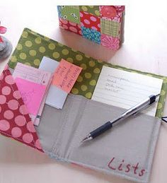 A great way to organize your lists :)