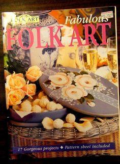 Australian Folk Art Decorative Painting Magazine
