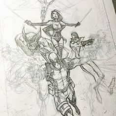 X-Force by Joey Vasquez