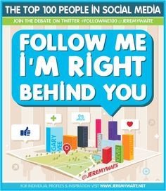 As 100 pessoas mais influentes das mídias sociais para seguir no Twitter http://www.bluebus.com.br/as-100-pessoas-mais-influentes-das-midias-sociais-para-seguir-no-twitter/