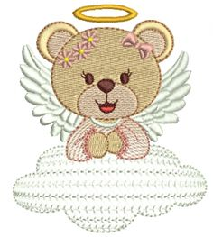 Hello Kitty, Teddy Bear, Embroidery, Animals, Fictional Characters, Baby Coming Home Outfit, Diapers, Toddler Girls, Sacks