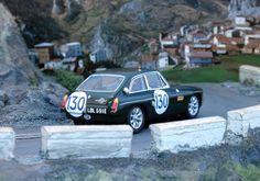 Slot cars, Slot Classic MGB GT