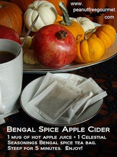Bengal Spice Apple Cider #Fall