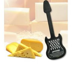 Guitar Cheese Slicer