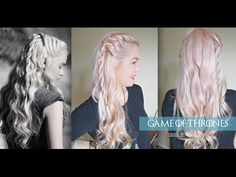 WATCH IN HD for better quality! Accompanying blog post can be found HERE: http://www.alexsismae.com/2014/11/got2.html ♕Game of Thrones Tutorial Playlist: htt...