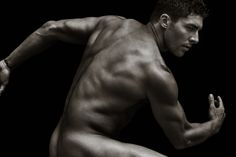 Joffrey Lupul featured in ESPN The Magazine - The Body Issue Jul-22-13
