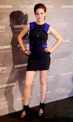 Kristen Stewart Wearing Versace At The German Premiere Of Eclipse, June 2010