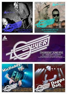 Oliver tonight at The Loft downtown Minneapolis. Come early to see our special guest openers as well. Doors open at 9 p.m.  See you there!