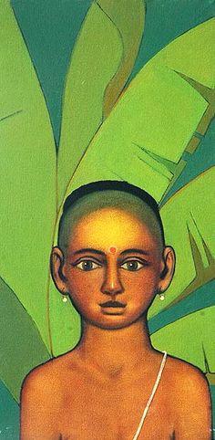 Datta Thube Painting - SuchitrraArts.com