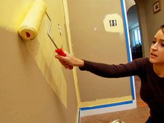 15 Painting Tips to Paint Like a Pro : Home Improvement : DIY Network