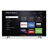 #10: Hitachi 55R7 55-Inch 4K Ultra HD Roku Smart LED TV - Shop for TV and Video Products (http://amzn.to/2chr8Xa). (FTC disclosure: This post may contain affiliate links and your purchase price is not affected in any way by using the links)