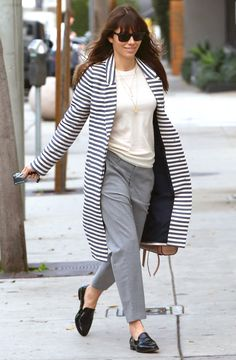 41 Best Celebrity Style Outerwear images  5ce5f4855f4