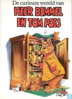 Strips - Bommel en Tom Poes - De curieuze wereld van Heer Bommel en Tom Poes