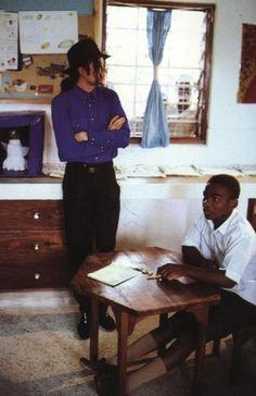 1982 visit to Gabon