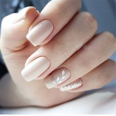 50 Simple Summer Square Acrylic Nails Designs In 2019 These trendy Nails ideas would gain you amazing compliments. Check out our gallery for more ideas these are trendy this year. Square Acrylic Nails, Square Nails, Acrylic Nail Designs, Trendy Nails, Cute Nails, My Nails, Short Nail Designs, Cute Nail Designs, Neutral Nails