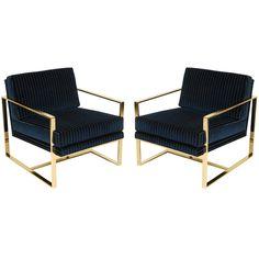 Milo Club Chair by Lawson-Fenning | 1stdibs.com