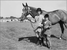 When this photograph was taken at the East Hampton Horse Show in 1937, little did Jacqueline Bouvier know that twenty four years later she would be the First Lady of the United States.