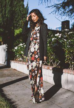 HONEY & SILK: Winter Florals  on honeynsilk.com #fashion #influencers #godandbeauty