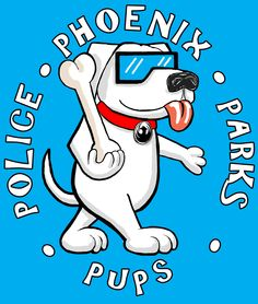 Phoenix Police and Parks, Pups Festival: Come Strut your Pup! The Struts, Are You Happy, Smurfs, Phoenix, Parks, Pup, Police, Disney Characters, Fictional Characters