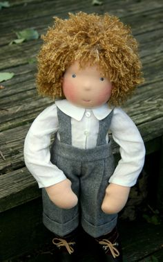 Petit Gosset Handmade Doll 20 inch - Etienne