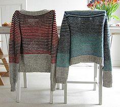 Ravelry: Hverdagsjakka pattern by Pinneguri Diy Knitting Cardigan, Knitting Room, Hand Knitted Sweaters, Knitted Bags, Knitting Sweaters, Knit World, Handgestrickte Pullover, How To Purl Knit, Shawl