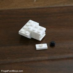 LEGO Terriers Building Instructions - Frugal Fun For Boys and Girls