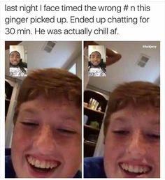 Gotta love gingers!
