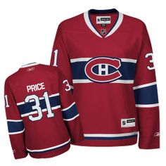 2f3a13d7848 Carey Price Jersey-Buy 100% official Reebok Carey Price Women's Premier Red  Jersey NHL Montreal Canadiens #31 Home Free Shipping.
