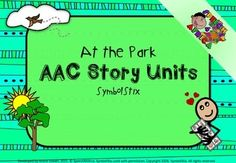 This interactive AAC story unit was designed to provide fun, thematic activities to stimulate language development and interaction for AAC communicators. The product makes use of SymbolStix symbols, which are found on many of the popular AAC iPad apps. Homework Sheet, Language Development, Speech And Language, Teacher Newsletter, Speech Therapy, Teacher Pay Teachers, Sentences, Communication Boards, Ipad