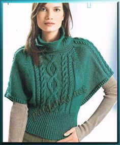 knitting - ~ Star that fell from heaven ~ Knitting Machine Patterns, Knitting Patterns, Cable Knitting, Hand Knitting, Handgestrickte Pullover, Hand Knitted Sweaters, Knitting Designs, Sweater Fashion, Crochet Clothes