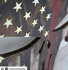 #Repost @rusticfirefighter with @repostapp  Now Available!!! Rustic Punisher Skull with Fire Hose or Wood Stars!! Check it out at http://ift.tt/1E5kKbK !! Limited amount available. Blue line blue/red and Green Line also available as an option!! #rusticfirefighter #firefighter #police #military #ems #firstresponder #usa #thinredline #thinbllueline #firefighterfamilies #punisher #punisherskull #wallart #firehose #firestation #pclfire #rustic #decor #woodwork #woodworking #handmade