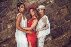 Ibiza Style  Editorial with: Anita Moreno, Barbara Hermosilla, Naiara, Petite Amie (Complements), Katindorfi MakeUp & Ivanna Mestres (dress) Ibiza Fashion, Fashion Shoot, Ibiza Style, Bridesmaid Dresses, Wedding Dresses, Fashion Photography, Editorial, Studio, Makeup