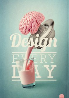 Design every day on Behance