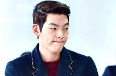 Kim Woo Bin - Choi Young Do - Heirs (gif)