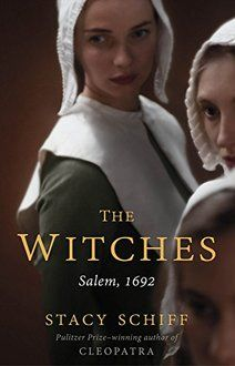 The Witches by Stacey Schiff AUTOGRAPHED