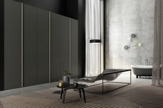 Wardrobes DR MØRE by De Rosso: design outside the box
