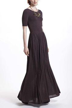Maxi dress. LOVE!! :)