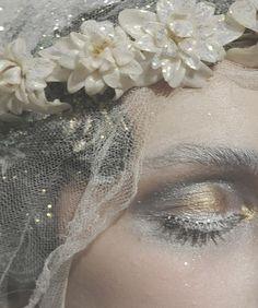 john galliano autumn/winter 2009-2010 make-up