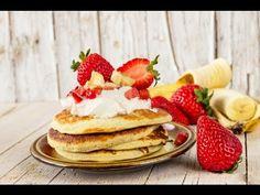 Банановые панкейки - как приготовить пошагово диетические или классические по вкусным рецептам с фото