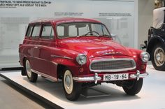 Skoda Octavia Combi (1959-1971) Car Makes, Car Car, Old Cars, Cars And Motorcycles, Vintage Cars, Dream Cars, Classic Cars, Automobile, Trucks