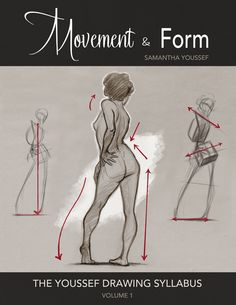 The Youssef Drawing Syllabus: Movement & Form. Volume 1 is now being Kickstarted. Samantha's a former Disney animator who now teaches Master Classes to studios like Disney, Dreamworks, and big video game companies. She has a very physical approach to her drawing from years pursuing professional ballet and martial arts before changing career.
