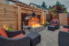 Private Backyard Retreat - fun for friends and family -